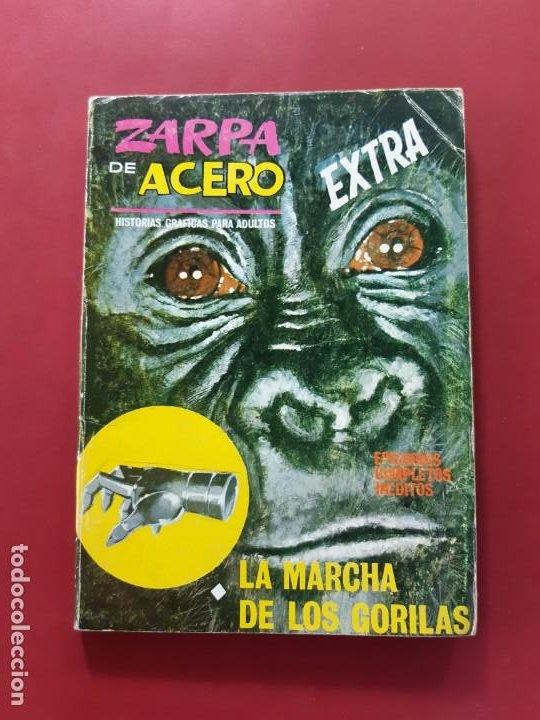 ZARPA DE ACERO Nº 5 VERTICE BUEN ESTADO VER FOTOGRAFIAS (Tebeos y Comics - Vértice - V.1)