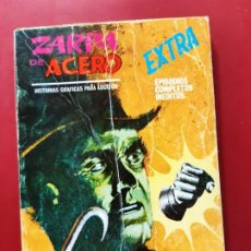 Cómics: ZARPA DE ACERO Nº 7 VERTICE VER FOTOGRAFIAS. Lote 193917160