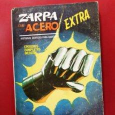 Cómics: ZARPA DE ACERO Nº 10 VERTICE EXCELENTE ESTADO VER FOTOGRAFIAS. Lote 193917587