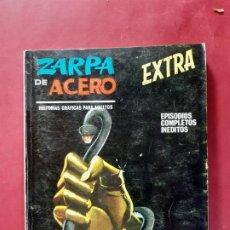Cómics: ZARPA DE ACERO Nº 19 VERTICE EXCELENTE ESTADO VER FOTOGRAFIAS. Lote 193917806