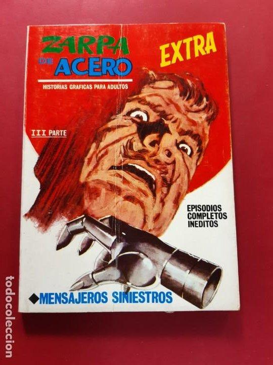 ZARPA DE ACERO Nº 25 VERTICE EXCELENTE ESTADO VER FOTOGRAFIAS (Tebeos y Comics - Vértice - V.1)
