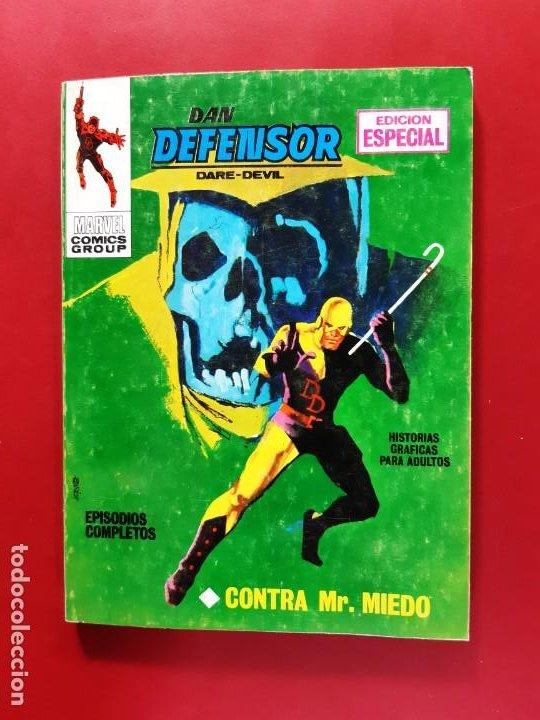 DAN DEFENSOR-Nº3-VERTICE-IMPECABLE ESTADO-VER FOTOGRAFIAS (Tebeos y Comics - Vértice - Dan Defensor)