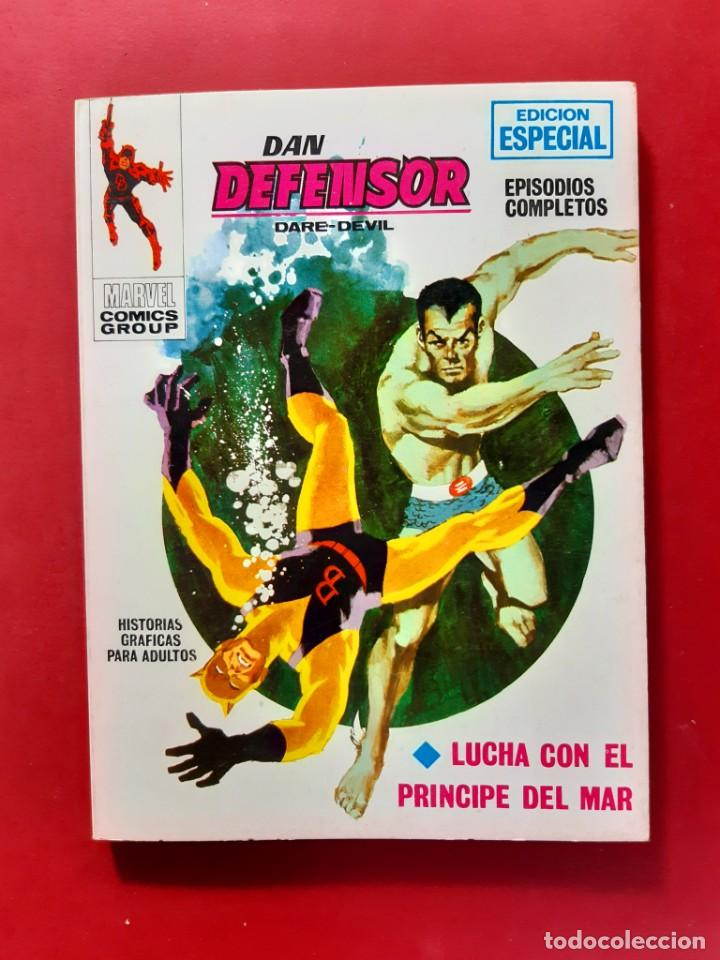 DAN DEFENSOR-Nº4-VERTICE-IMPECABLE ESTADO-VER FOTOGRAFIAS (Tebeos y Comics - Vértice - Dan Defensor)
