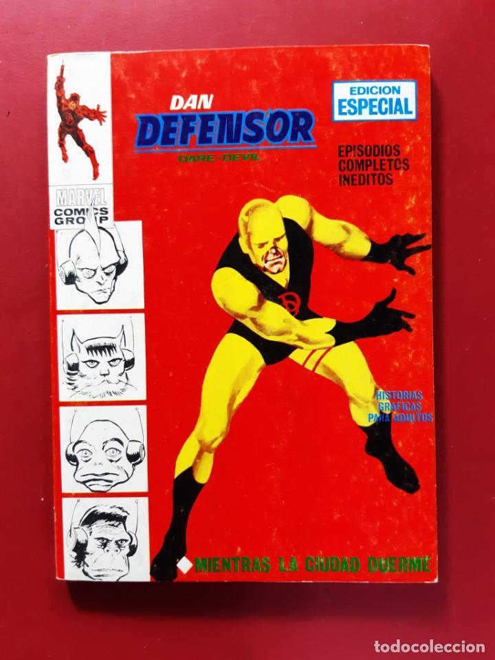 DAN DEFENSOR-Nº5-VERTICE-IMPECABLE ESTADO-VER FOTOGRAFIAS (Tebeos y Comics - Vértice - Dan Defensor)