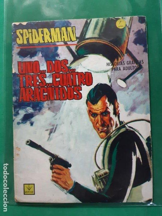 SPIDERMAN Nº 2 VERTICE GRAPA (Tebeos y Comics - Vértice - Grapa)