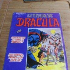 Comics: LA TUMBA DE DRÁCULA VOL.2 Nº 2. Lote 193945758