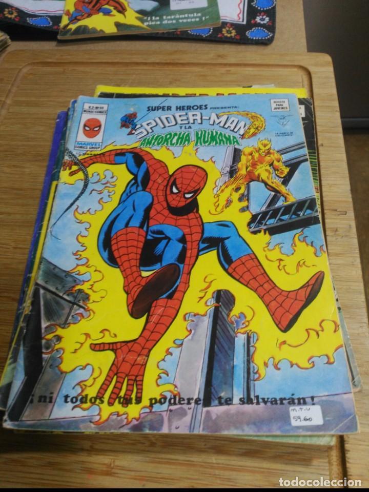 SUPER HÉROES VOL. 2 Nº 88 (Tebeos y Comics - Vértice - Super Héroes)