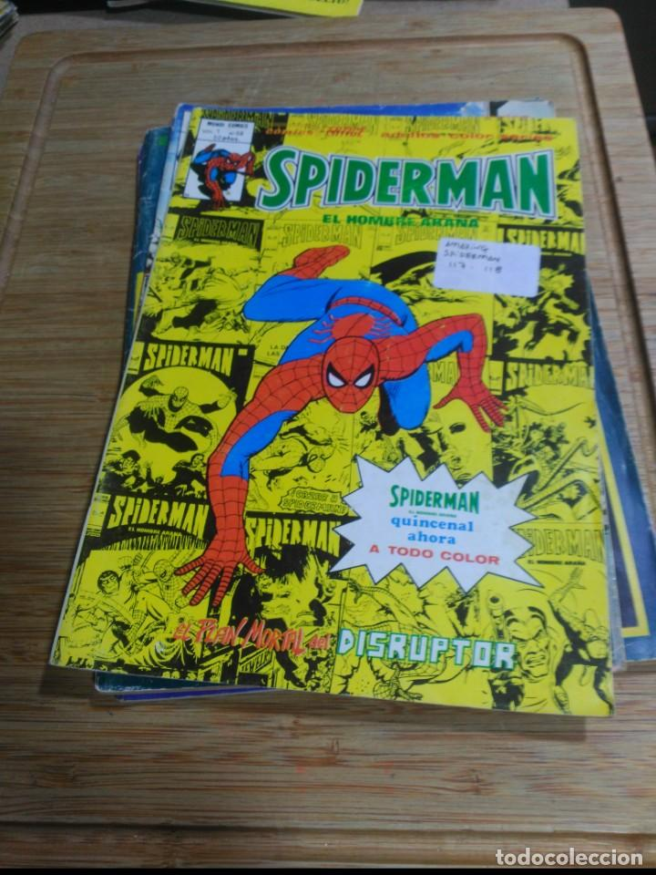 SPIDERMAN VOL. 3 Nº 58 (Tebeos y Comics - Vértice - V.3)