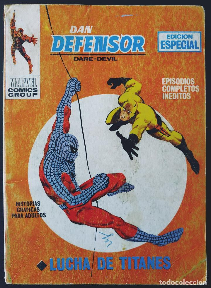 NORMAL ESTADO DAN DEFENSOR 7 VERTICE TACO VOL I (Tebeos y Comics - Vértice - Dan Defensor)