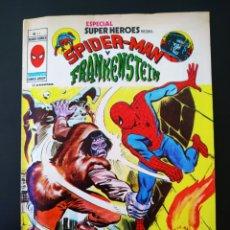 Cómics: MUY BUEN ESTADO SUPER HEROES 11 VERTICE. Lote 193992612