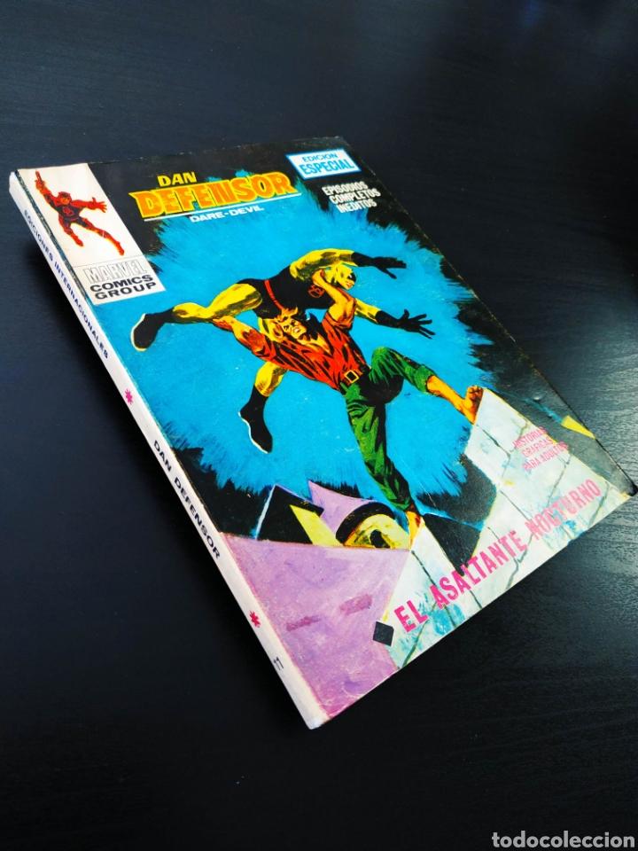 CASI EXCELENTE ESTADO DAN DEFENSOR 11 VERTICE TACO (Tebeos y Comics - Vértice - Dan Defensor)