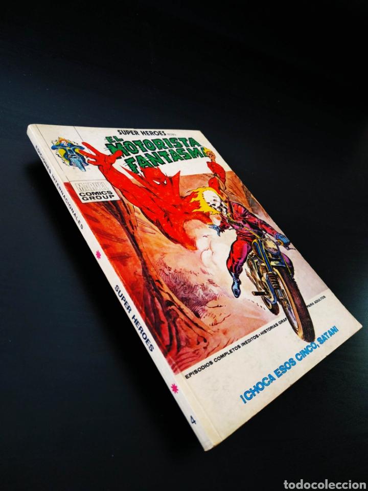 BASTANTE NUEVO SUPER HEROES 4 VERTICE TACO (Tebeos y Comics - Vértice - Super Héroes)