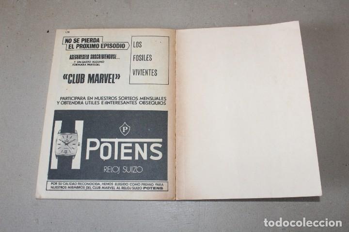 Cómics: TENAX EL INVENCIBLE Nº 12: LA REBELIÓN DE LAS BACTERIAS - EDICIONES VERTICE (TACO) - Foto 4 - 194010412