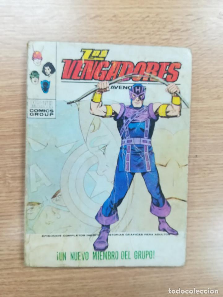 VENGADORES #51 UN NUEVO MIEMBRO DEL GRUPO (Tebeos y Comics - Vértice - Vengadores)