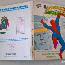 Cómics: COMIC: SUPER HEROES PRESENTA Nº 6, SPIDERMAN Y LA ANTORCHA HUMANA, LA MARCA DE LOS MUTANTES. Lote 194197152