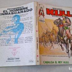 Cómics: COMIC: SUPER HEROES PRESENTA Nº 3. KULL. CABALGA EL REY. Lote 194198337