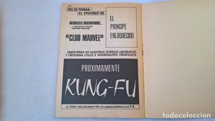 Cómics: COMIC: SUPER HEROES PRESENTA Nº 2. SPIDERMAN Y LA ANTORCHA HUMANA. DOS CONTRA CUATRO...TEMIBLES - Foto 3 - 194198985