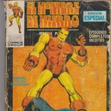 Cómics: HOMBRE DE HIERRO -- VOL.1 Nº 7 EL PRINCIPIO DEL FIN . Lote 194199046