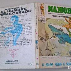 Cómics: COMIC: NAMOR Nº 33. LA BALLENA ASESINA TE DESAFIA. Lote 194199355