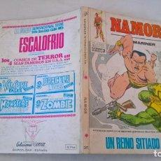 Cómics: COMIC: NAMOR Nº 31. UN REINO SITIADO. Lote 194199633