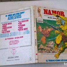 Cómics: COMIC: NAMOR Nº 29. EL TRUENO DE LOS MARES. Lote 194199746