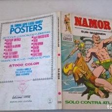 Cómics: COMIC: NAMOR Nº 28. SOLO CONTRA ATLANTIS. Lote 194199801