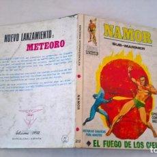 Cómics: COMIC: NAMOR Nº 22. EL FUEGO DE LOS CIELOS. Lote 194200018