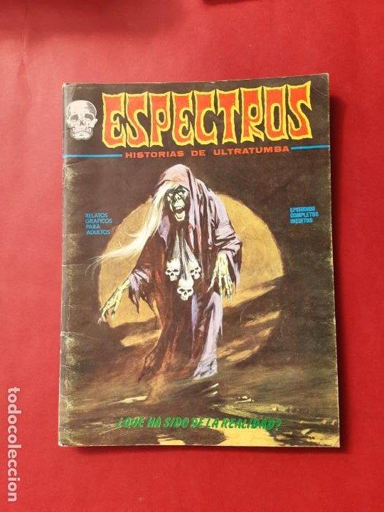 ESPECTROS Nº 18 VERTICE VOLUMEN 1-BUEN ESTADO (Tebeos y Comics - Vértice - V.1)