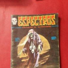Cómics: ESPECTROS Nº 18 VERTICE VOLUMEN 1-BUEN ESTADO. Lote 194201496