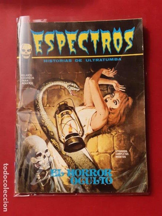 ESPECTROS Nº3 VERTICE VOLUMEN 1-BUEN ESTADO (Tebeos y Comics - Vértice - V.1)