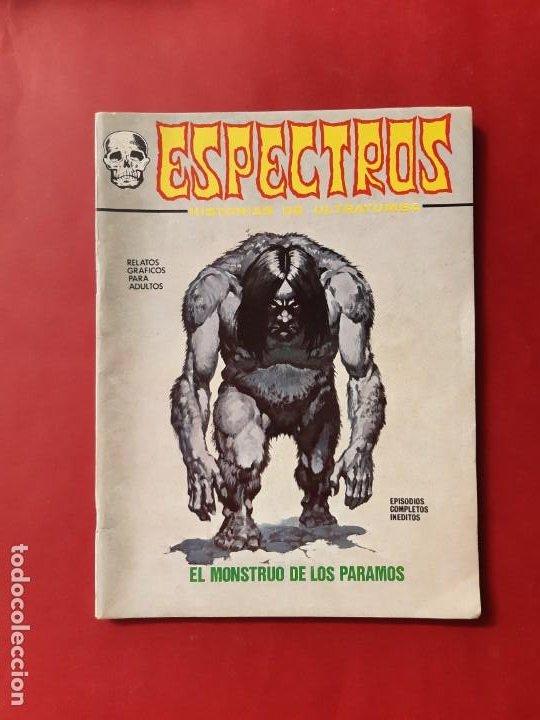 ESPECTROS Nº26 VERTICE VOLUMEN 1-BUEN ESTADO (Tebeos y Comics - Vértice - V.1)