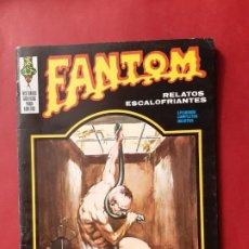 Cómics: FANTOM-Nº16-VERTICE-BUEN ESTADO. Lote 194202043