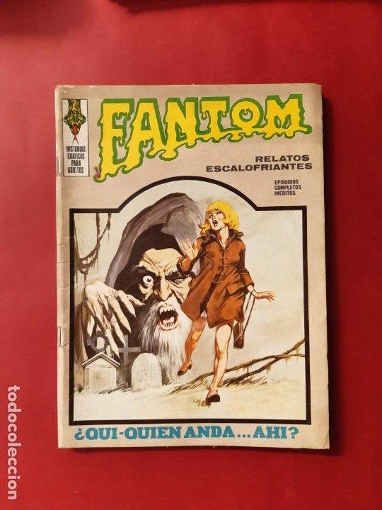 FANTOM Nº 11 VERTICE BUEN ESTADO (Tebeos y Comics - Vértice - V.1)