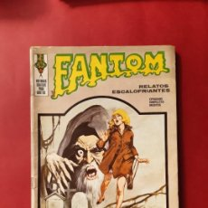 Cómics: FANTOM-Nº11-VERTICE-BUEN ESTADO. Lote 194202086
