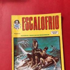 Cómics: ESCALOFRIO -Nº50- VERTICE VOLUMEN 1-BUEN ESTADO. Lote 194202303