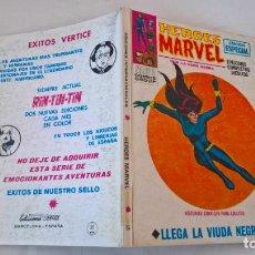 Cómics: COMIC: HEROES MARVEL Nº 5 : LLEGA LA VIUDA NEGRA . Lote 194203872