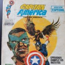 Cómics: CAPITÁN AMÉRICA- EL DESTINO DEL HALCÓN- VERTICE. Lote 194208683