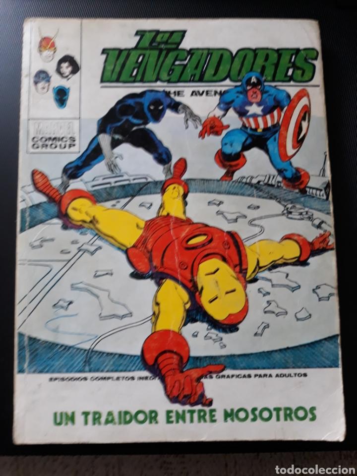 LOS VENGADORES- UN TRAIDOR ENTRE NOSOTROS- VERTICE (Tebeos y Comics - Vértice - Vengadores)