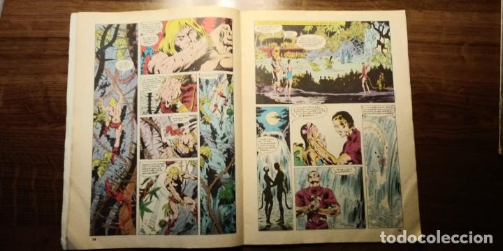 Cómics: KAZAR NºS 7 Y 8. EDICIONES SURCO. VERTICE. AÑOS 80 - Foto 4 - 194217015