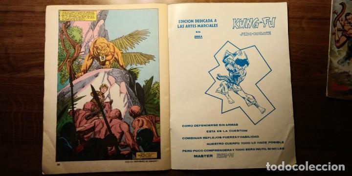 Cómics: KAZAR NºS 7 Y 8. EDICIONES SURCO. VERTICE. AÑOS 80 - Foto 5 - 194217015