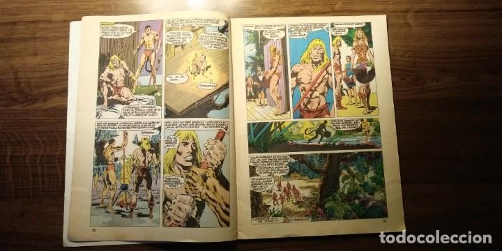 Cómics: KAZAR NºS 7 Y 8. EDICIONES SURCO. VERTICE. AÑOS 80 - Foto 9 - 194217015
