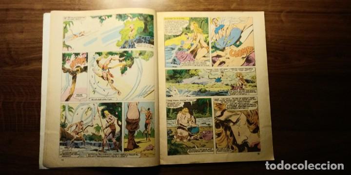 Cómics: KAZAR NºS 7 Y 8. EDICIONES SURCO. VERTICE. AÑOS 80 - Foto 10 - 194217015
