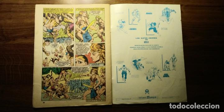 Cómics: KAZAR NºS 7 Y 8. EDICIONES SURCO. VERTICE. AÑOS 80 - Foto 11 - 194217015