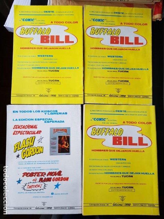 Cómics: LOTE 4 TEBEOS / CÓMIC FLASH GORDON VOL. 2 N 24-25-26 1980 ORIGINAL VERTICE 1980 - Foto 2 - 194227347