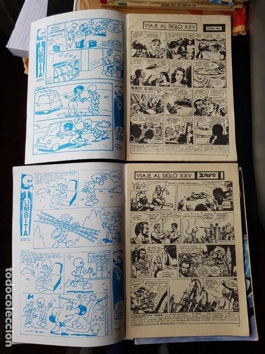 Cómics: LOTE 4 TEBEOS / CÓMIC FLASH GORDON VOL. 2 N 24-25-26 1980 ORIGINAL VERTICE 1980 - Foto 3 - 194227347