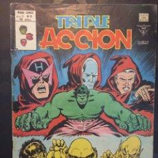 Cómics: TRIPLE ACCION VOL.1 N.8 . TITAN CONTRAATACA . ( 1979/1981 ) .. Lote 194234460