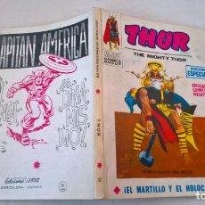 Cómics: COMIC: THOR Nº 2. ¡EL MARTILLO Y EL HOLOCAUSTO!. Lote 194236882