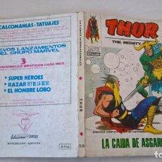 Cómics: COMIC: THOR Nº 33. LA CAIDA DE ASGARD. Lote 194238736