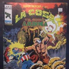 Cómics: SÚPER HEROES VOL.2 N.104 . LA COSA Y EL CAPITAN AMÈRICA . ( 1974/1980 ).. Lote 194246141