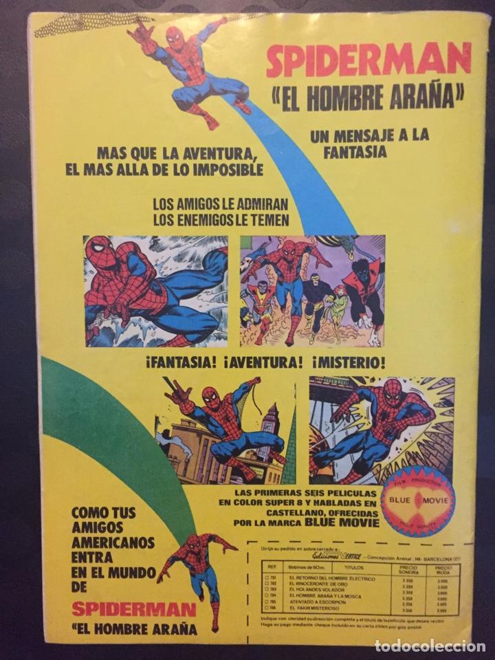 Cómics: POWER MAN VOL.1 N.19 . EL ÀGUILA HA ATERRIZADO . ( 1977/1981 ). - Foto 2 - 194247017